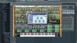 FL Studio 10 - Kaip Sukurti Dainos Remix (remake)