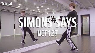NCT127(엔시티127)-SIMONS SAYS Dance Tutorial / Tutorial by HaNeul (Mirror Mode)