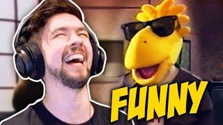 THEY SHOWED THIS TO KIDS??   Jacksepticeye's Funniest Home Videos #5