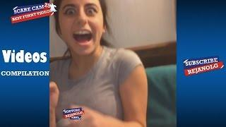 SCARE CAM #25 COMPILATION 2016 - Best Funny Videos