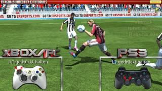 FIFA 13 - RABONA TUTORIAL - [ XBOX 360 - PS3 - PC ] DEUTSCH - HD