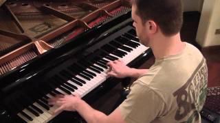 Hino Nacional Brasileiro No Piano -  Brazil National Anthem