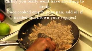 Thai Lettuce Wraps Tutorial Mobile Version