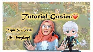 Tutorial Gusion♡ Terlengkap! - MOBILE LEGENDS