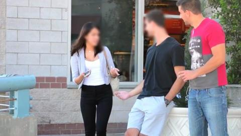 Buying Girlfriend Prank