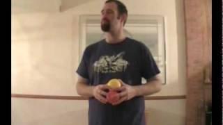 Blind Juggling Tutorial