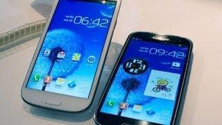 Galaxy S III Review | סקירה גלקסי אס 3