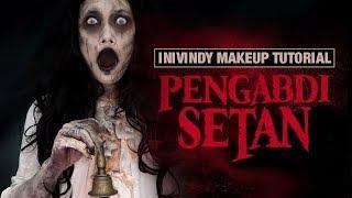 Pengabdi Setan makeup Tutorial ala Inivindy | Makeup Kutilanak