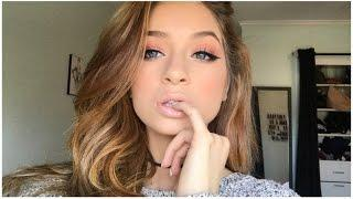 First Impressions Peachy Tutorial using Too Faced Sweet Peach Collection | Tori Sterling ♡