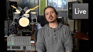 Drum Mixing Tutorial Ableton Live