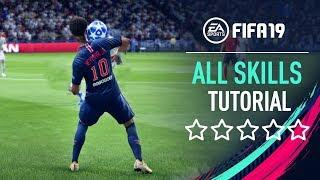 FIFA 19 | ALL 100 SKILLS TUTORIAL [PS4/XBOX ONE]