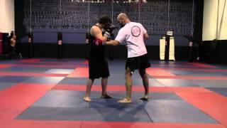 Tutorial On Muay Thai And Boxing Sparring (series 6)