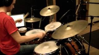 Christos Asonitis - Xote For Drumset HD (Brazilian Drumming Tutorial)