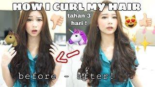 Tutorial catok rambut yang awet + tips !!