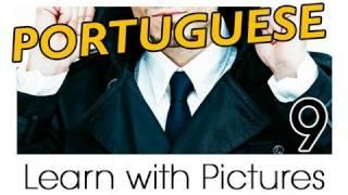 Learn Brazilian Portuguese With Pictures -- Getting Dressed