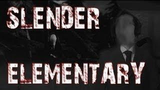 SlenderMan Elementary   Gros Délir :D Avec Pedo Bear