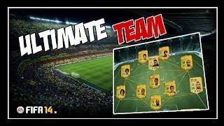 FIFA 14 - ULTIMATE TEAM - Meu Time Brasileiro - PT-BR