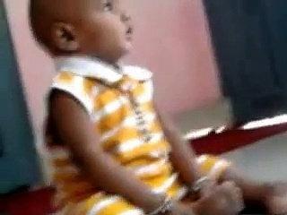 INdian funny baby vdo