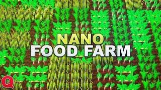 Minecraft - Nano Food Farm - (Quick) Tutorial 1.11