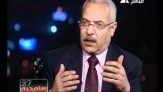 برنامج ستوديو27 حوار مع وزير التعليم