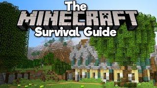 How To Build Custom Oak Trees! ▫ The Minecraft Survival Guide (Tutorial Lets Play) [Part 93]
