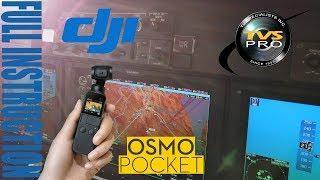 DJI Osmo Pocket - FULL Instruction Tutorial