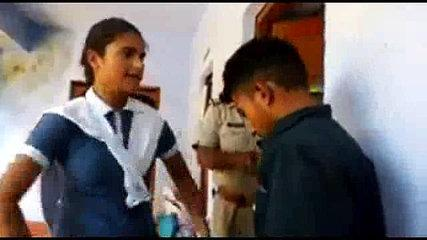 Female Fighting Funny (Police Thana)