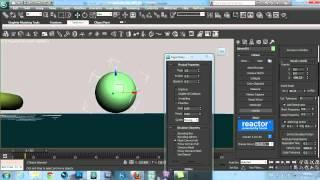 Animation Arabic Tutorial - Reactor ( Rigid Body ) Lesson #19