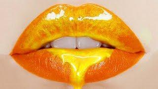 22 Cool Lipstick Tutorials Step by Step! Amazing Lip Art Ideas 2018