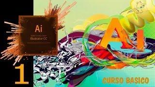 Adobe Illustrator CC Tutorial, Cómo Descargarlo Y Bienvenida, Curso Básico Español CS6 Capitulo 1