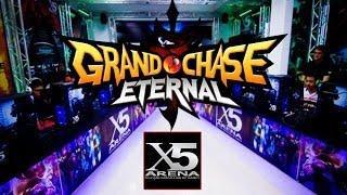 Final Campeonato Brasileiro De Grand Chase - ArenaX5  2014