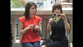 How To Select Sunglasses For Your Face Shape With Fashion Expert Sharon Haver