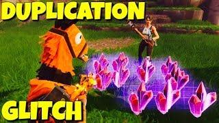 The Duplication Glitch Is Finally Back !! Easy Tutorial *Not Clickbait* Fortnite Save The World
