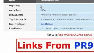 Si Të Kontrollojmë Backlinks Të Faqes Tonë?