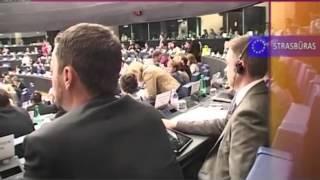 Pamoka Apie Europos Parlamentą