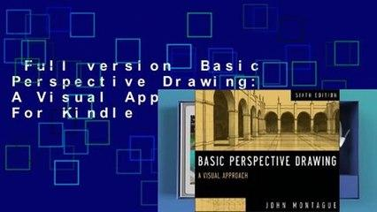 Full version  Basic Perspective Drawing: A Visual Approach  For Kindle