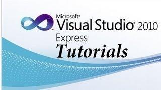 Visual Basic 2010 Express Tutorial - 3 - Databases