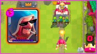 Clash Royale Funny Moments, Glitches, Fails & Wins Compilations | Clash Royale Montage #66