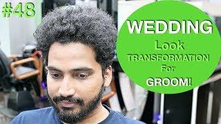 Groom Hair MakeOver (Hair Transformation)Best Hairstyle For Men ✔︎(Hair Tutorial 2018)