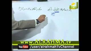 البرامج التعليمية   اللغة العربية   الاستاذ  احمد منصور   13 2 2014