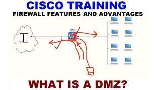 What Is A Firewall? : Cisco ASA Firewall Tutorial : Cisco Training Videos