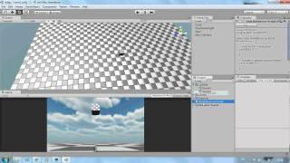 12. Unity Tutorial - Change Scene (Thai)
