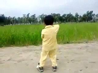 Little Boy Dance 2016 Pakistan Talent Must Watch Funny video