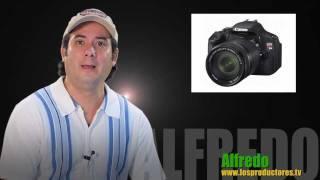Canon EOS Rebel T3i Tutorial En Español