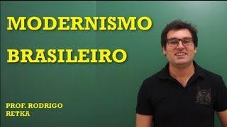 PENSI - História Da Arte - Modernismo Brasileiro