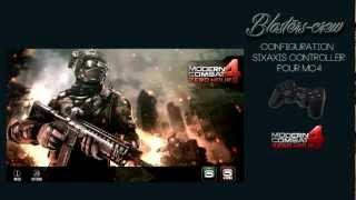 [Tutoriel] Configurer Sixaxis Controller Pour Modern Combat 4 (etc..) | Français