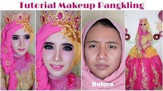 Tutorial Makeup Pangkling | 2 layer makeup | Rindynellakrisna