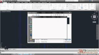 تعليم اوتوكاد 2012 - تطبيق عملي شامل - الجزء الأول