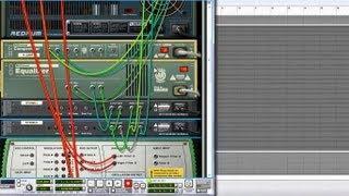 How To: BIIIG Progressive Synth Like Avicii/Swedish House Mafia In Reason