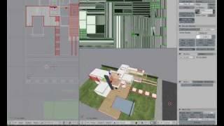 Unity3d Spanish Tutorial - Creacion De Lightmaps En Blender